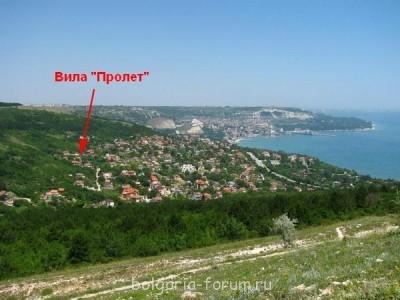 Новый дом в г. Балчик, Болгария - map_bg.JPG