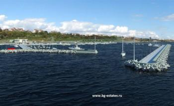 Закончилось строительство порта в Сарафово-Бургас, Болгария - 1.jpg
