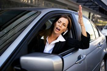 Типы водителей, которые мы можем встретить на дорогах - road_rage1.jpg